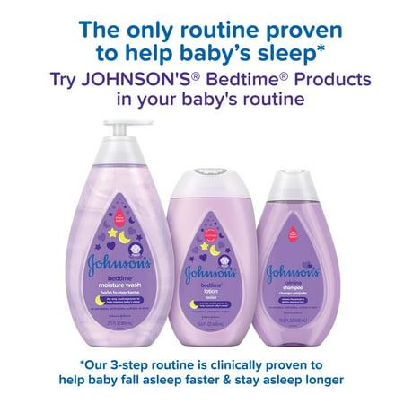 Johnson's Calming Baby Shampoo with NaturalCalm Scent, 20.3 fl. oz