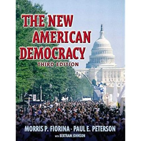 New American Democracy, The (3rd Edition)