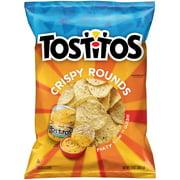 Tostitos Tortilla Chips, Crispy Rounds, 13 oz Bag