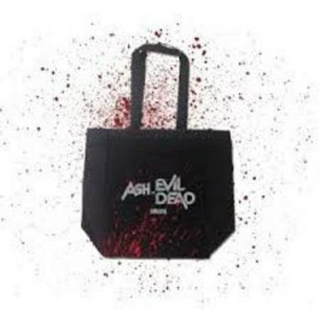 Ash vs Evil Dead - Blood Splatter Tote](Blood Splatter Shoes)