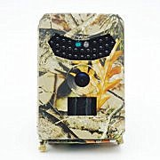 1080P 12MP Digital Waterproof Hunting Trail Camera Infrared Night Vision Scouting Cam or Wildlife Hunting Monitoring and Farm Security thumbnail