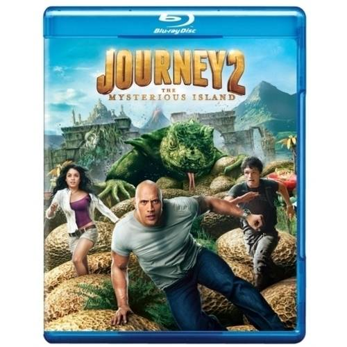 Journey 2: The Mysterious Island (Blu-ray   DVD) (With INSTAWATCH) (Widescreen)
