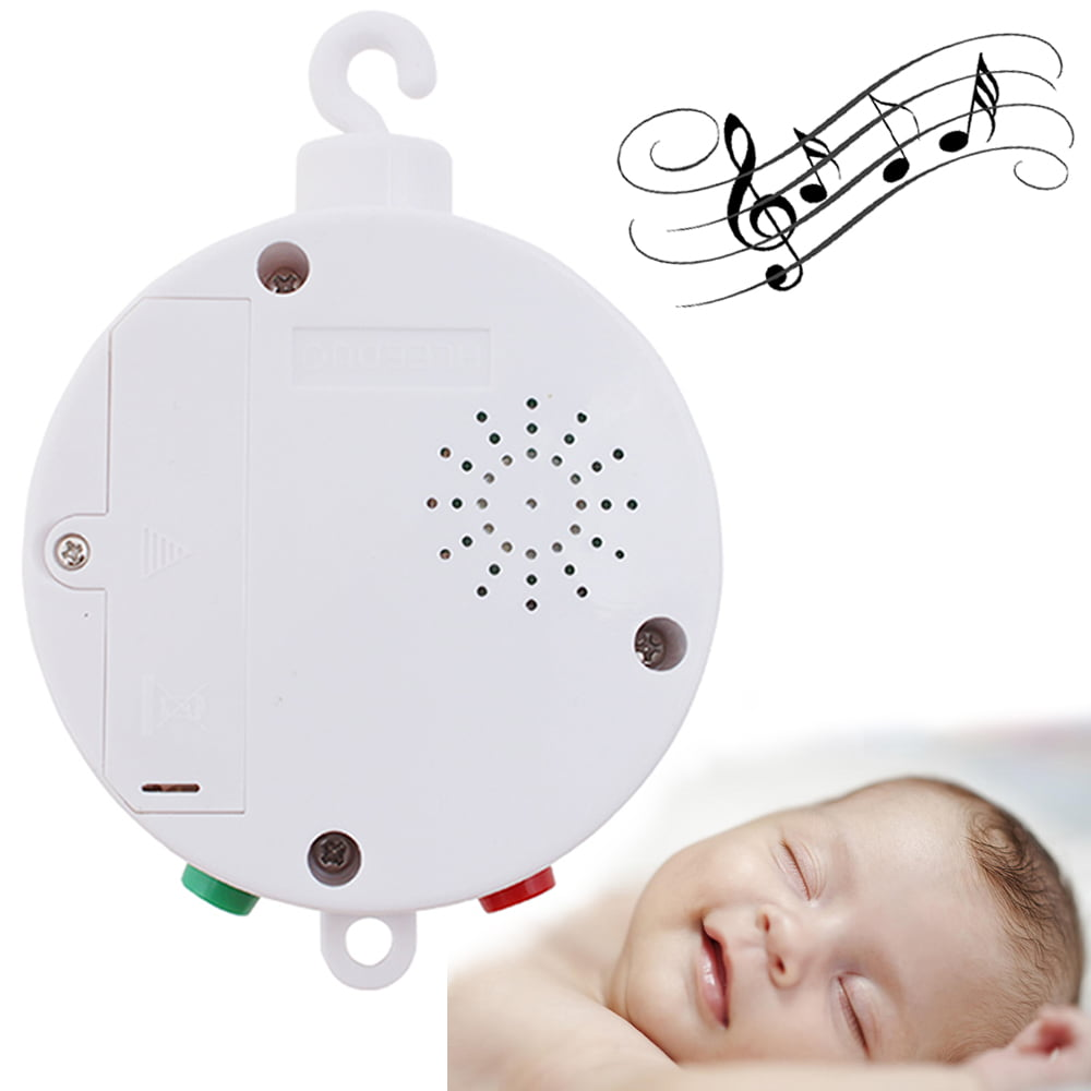 IMage Baby Musical Mobile for Crib Battery-operated Music Box w  12 Tunes Pass CE RoHs Standard by Image