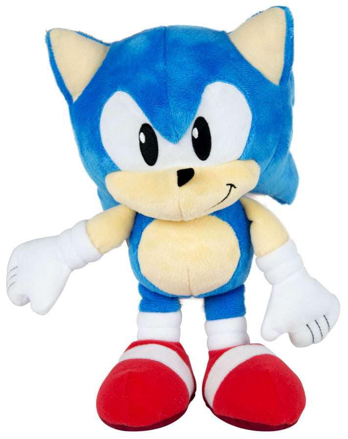 Sonic The Hedgehog Classic Sonic Plush Walmart Com Walmart Com