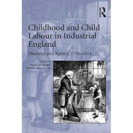 Childhood and Child Labour in Industrial England - eBook