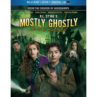 R.L. Stine's Mostly Ghostly: Have You Met My Ghoulfriend? (Blu-ray)