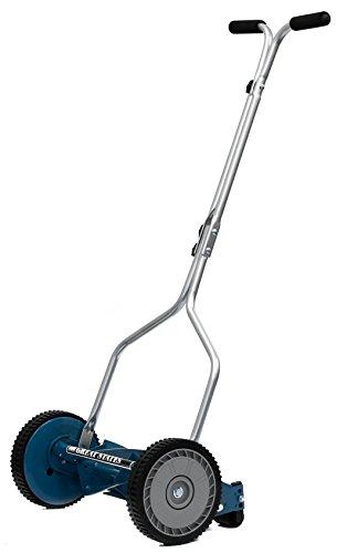 Black Earthwise GC91820-EW 18-Inch//20-Inch Reel Lawn Mower Grass Catcher