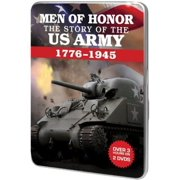 Men of Honor: The Story of the US Army (DVD)