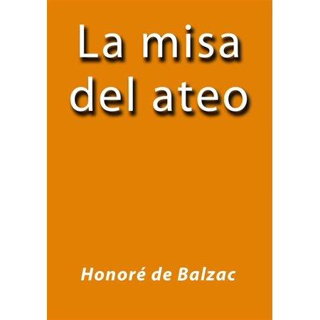La misa del ateo - eBook (Ate O)