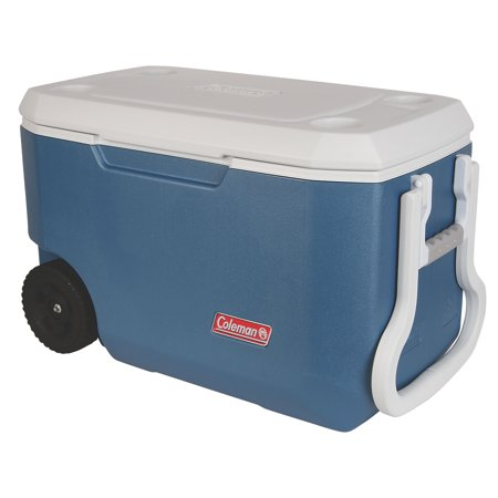 Coleman 62-Quart Xtreme 5-Day Heavy-Duty Cooler with Wheels,