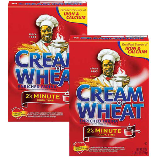 Cream Of Wheat  Enriched Farina Hot Cereal, 28 Oz(Pack of 2)