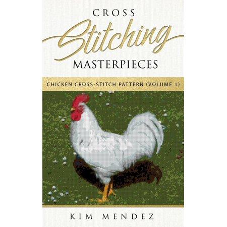 Cross Stitching Masterpieces - eBook