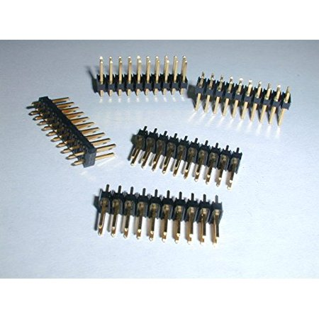 Circuit Card Assembly - Circuit Assembly CA-D20-23B-43 20 Pos (2 x 10) Dual Row Header Gold Plated (5 pack) Non-RoHS - CAD2023B43