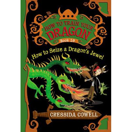 Jewel Dragon (How to Train Your Dragon: How to Seize a Dragon's)