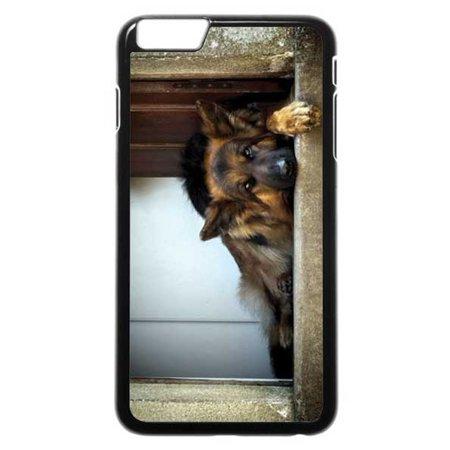German Shepherd iPhone 7 Plus Case (German Shepherd Cake Topper)