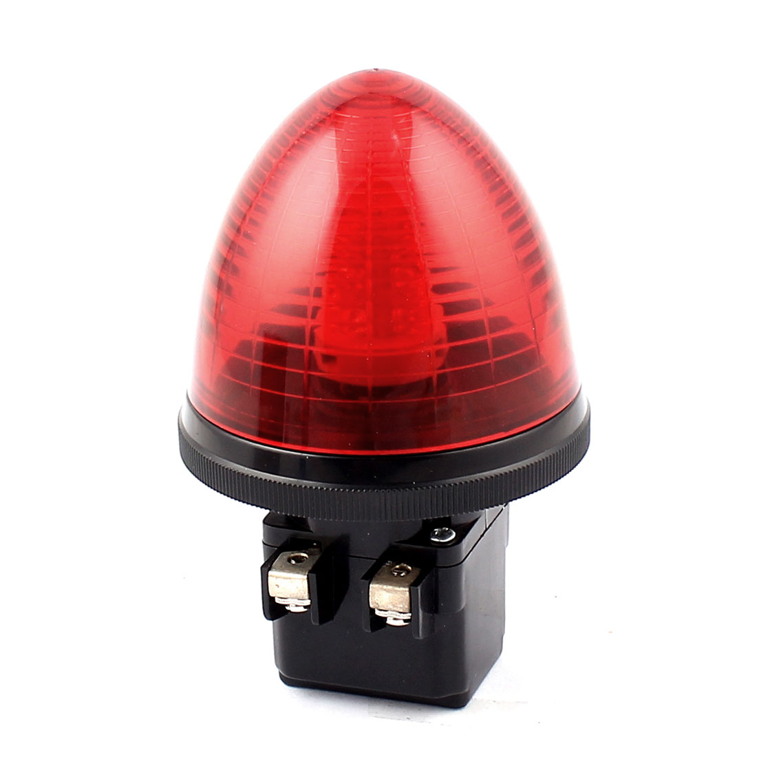 Red LED Bulb Screw Mounted Industrial Signal Alarm Light