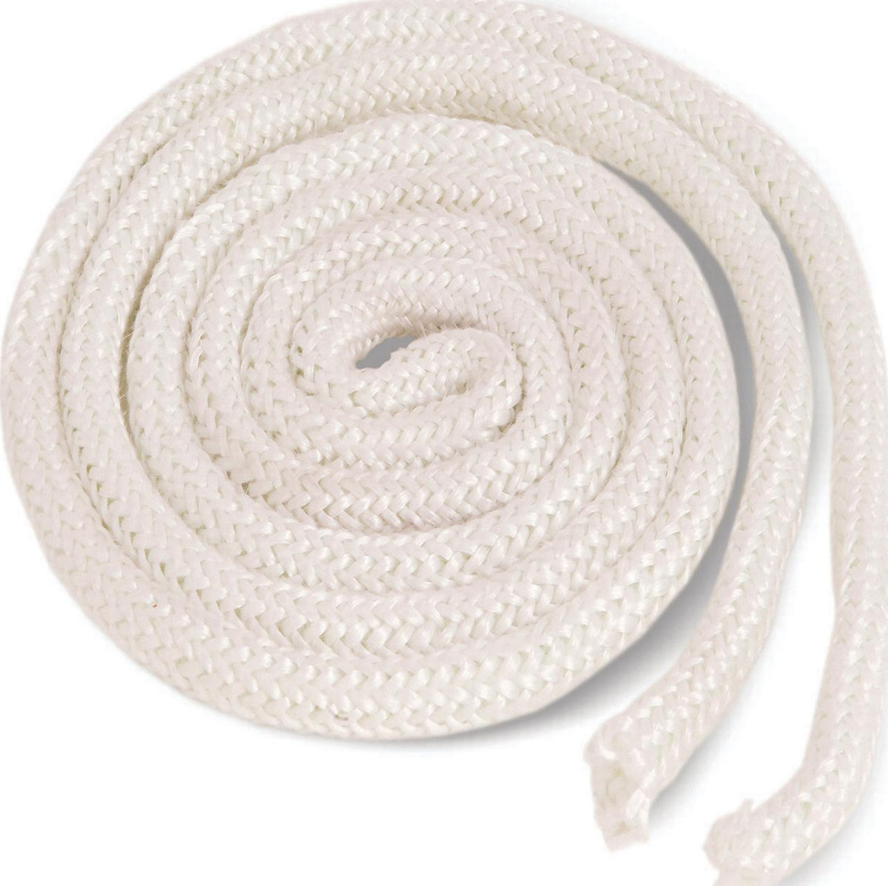 Imperial GA0171 Braided Gasket Rope, 1/2 in Dia x 100 ft L