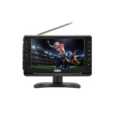 Naxa Nt 90 9  Portable Tv