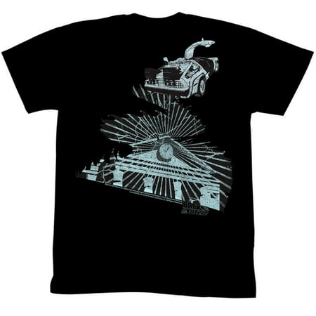 BACK TO THE FUTURE THE CLOCK TOWER Shirt