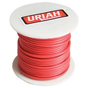 Infinite Innovations UA521250 100 ft. Red Insulation Stranded Wire, 12 Awg