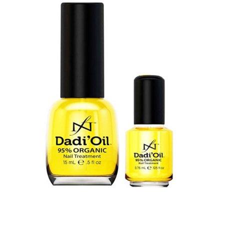 Dadi\' Oil - 95% Organic Nail & Cuticle Conditioning Treatment, set ...