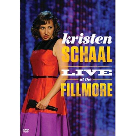 Kristen Schaal: Live at the Fillmore (DVD) - Kristen Schaal Halloween
