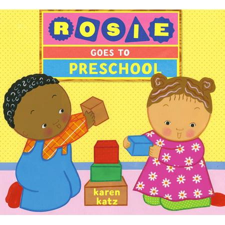Rosie Goes to Preschool (Preschool Education Halloween Songs)