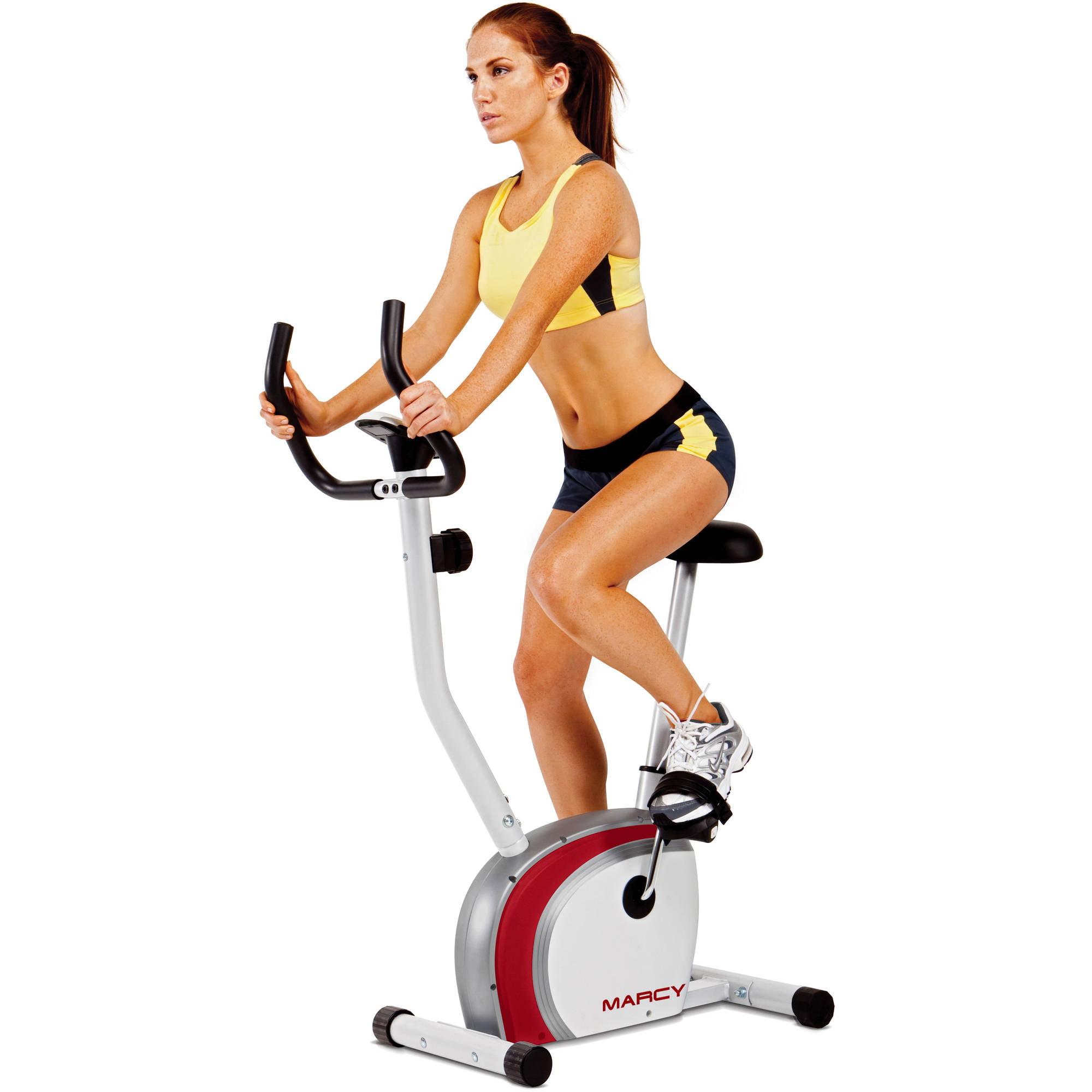 Marcy Upright Mag Exercise Bike