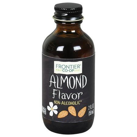 Frontier Almond Flavor Original 2 Ounce