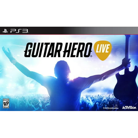GUITAR HERO LIVE BUNDLE PS3 - This Is Halloween Guitar Hero 3