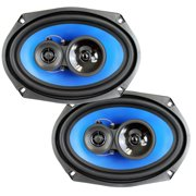 "Best 6x9 Car Speakers For Basses - QPower (2) 6x9"" 700 Watt 3-Way Car Audio Review"