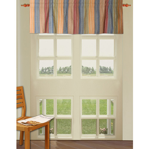 Global Trends Katy Window Valance by Greenland Home Fashions