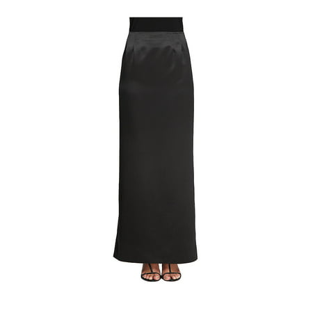 Fishtail Back Maxi Skirt