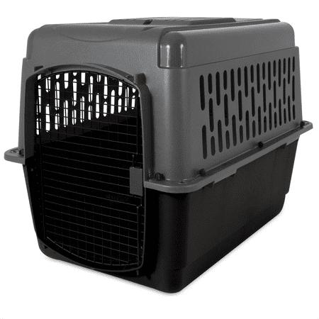 "Aspen Pet Pet Porter Traditional Kennel 36"" 50 70lbs"