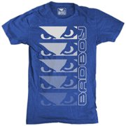 Youth Stacked Up T-Shirt - Blue