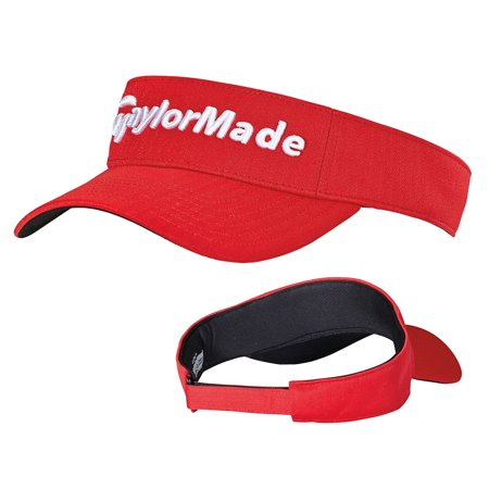 Adjustable Performance Visor - New TaylorMade Golf Performance Radar Adjustable Visor - Pick Headwear