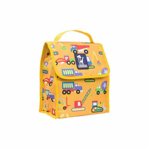Olive Kids Under Construction Munch 'n Lunch Bag