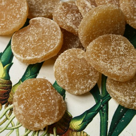 - Organic Crystallized Ginger (3.5 ounce)
