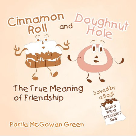Cinnamon Roll and Doughnut Hole - eBook - Donut Hole Eyeballs