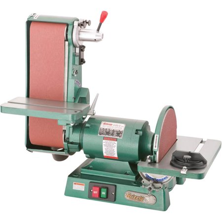 Grizzly G1183 Combination Sander 6 Quot X 48 Quot Belt 12 Quot Disc