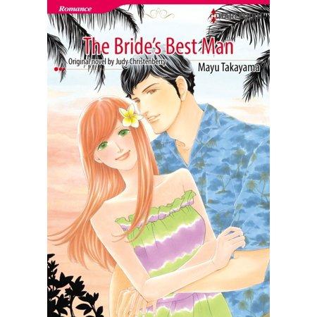 THE BRIDE'S BEST MAN - eBook