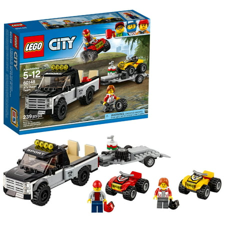 LEGO City Great Vehicles ATV Race Team 60148 - Party Cits