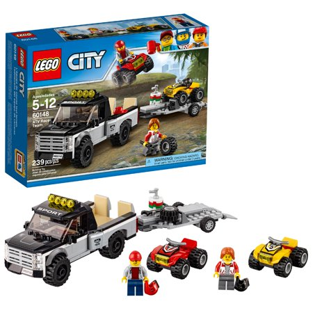 LEGO City Great Vehicles ATV Race Team - Party City League City