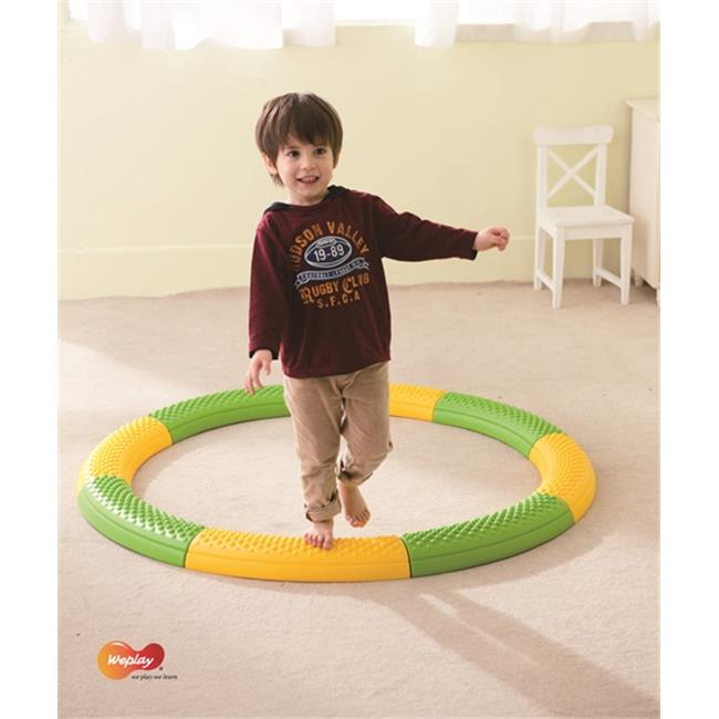 Weplay KT0005.1 Kiddies Paradise Tactile Balance Curve