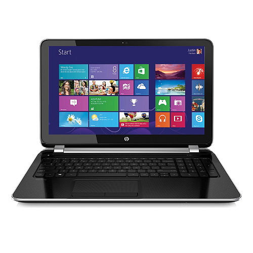 HP Laptop Pavilion 15-N207CL AMD A10-Series A10-4655M (2....