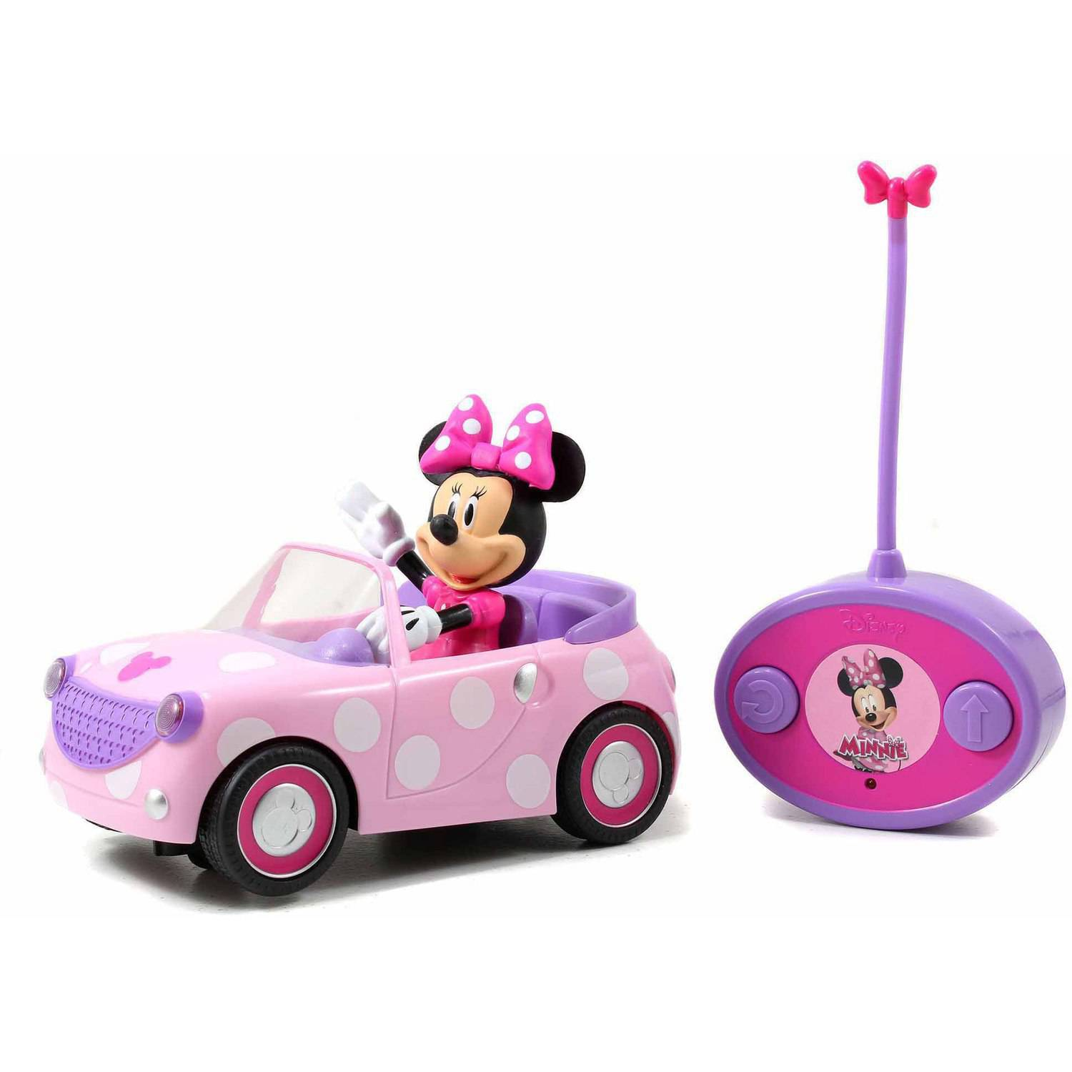 Disney Minnie Mouse R/C Vehicle, Light Pink