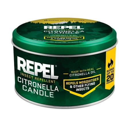 Repel Insect Repellent Citronella Candle, 10-oz ()