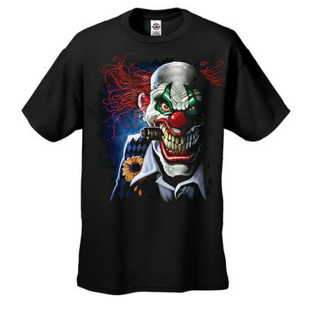 Joker Clown Smoking Cigar T-Shirt](Joker Girlfriend)
