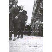 Reconciling France against Democracy - eBook