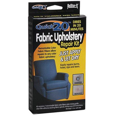 Quick 20 Fabric Upholstery Repair Kit Walmart Com